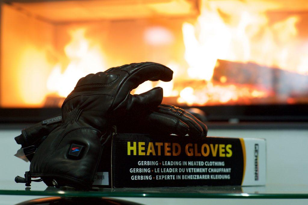 Gant moto hiver chauffant Gerbing XRL | Comparatif gants moto hiver chauffants