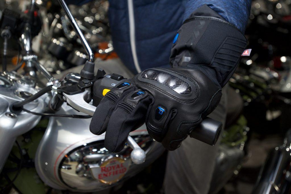 Covok Gants Chauffants Moto,Gants DHiver Gants Chauffant Rechargeable pour Femme/&Homme,Tactile /éTanche,Ski de Plein Air V/éLo Camping Gants de Randonn/éE,Noir