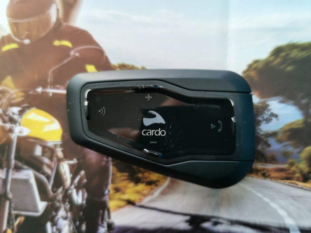 Kit communication et intercom Bluetooth pour moto