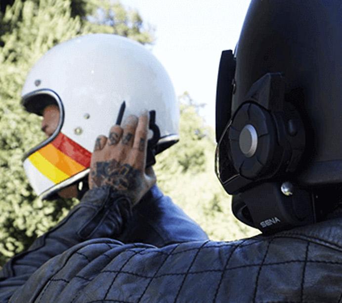 TOP 5 des meilleurs intercom moto