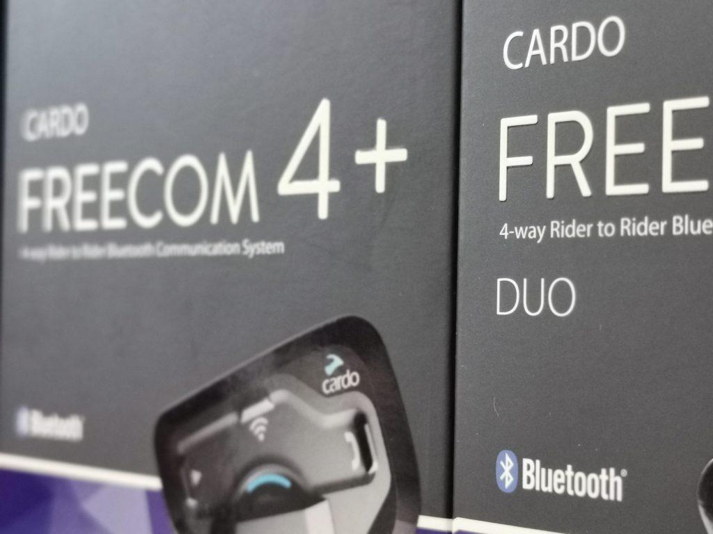 Freecom 4+ et 4+ Duo - Intercom moto