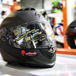 Casque Moto racing