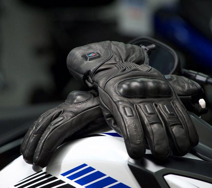 Test et avis des Gants moto hiver chauffants  Gerbing XRL