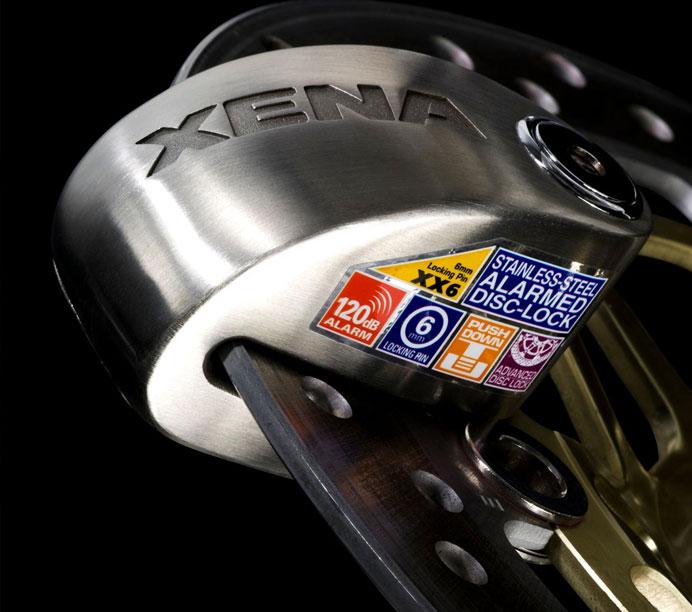 Bloque disque XENA alarme Bluetooth