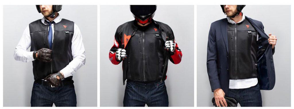 Air bag moto Dainese Smart Jacket