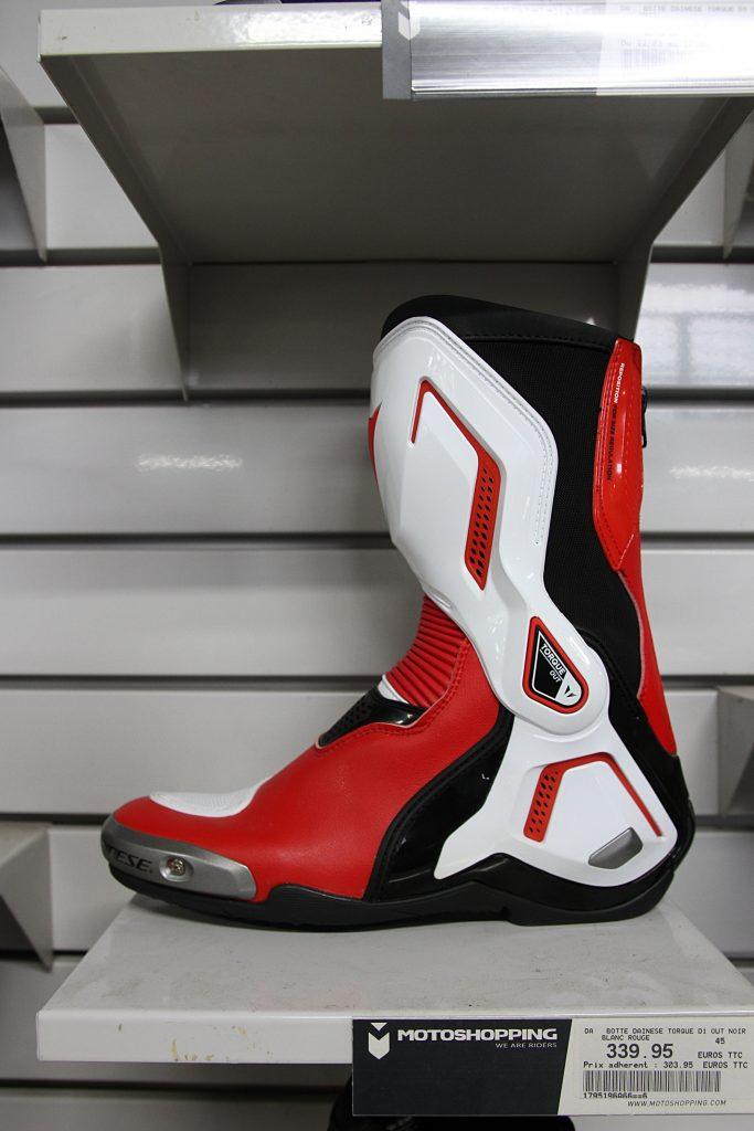 Chaussures moto Dainese Racing