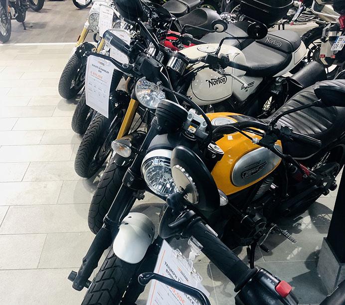 Annonce Moto occasion, comment faire le bon choix ?